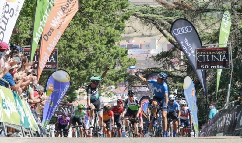 Grossschartner, del Bora-hansgrohe, primer líder de la Vuelta a Burgos