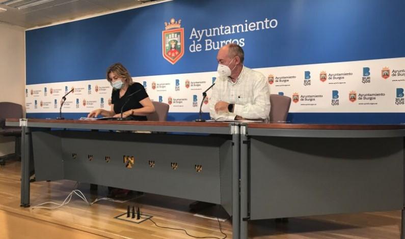 El Ayuntamiento de Burgos prevé que la desinfección de los colegios tiene un importe de 566.000 euros al año
