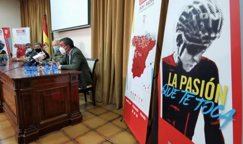 La Base Militar «Cid Campeador» acogerá una salida en la Vuelta a España 2020