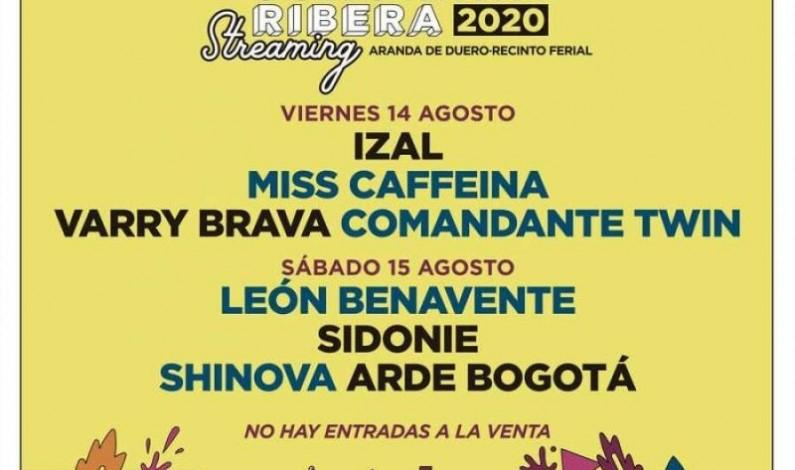 Aplazado el Sonorama Ribera Streaming 2020
