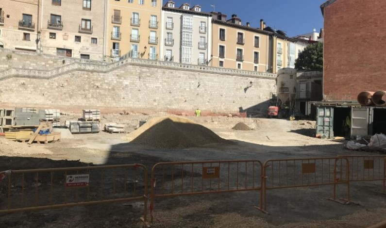 El Ayuntamiento de Burgos da autorización a la segunda fase de la remodelación de Las Llanas