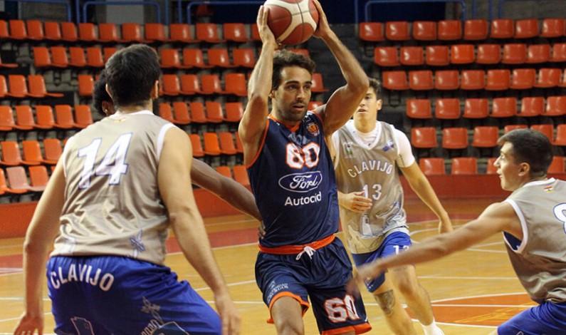Cómoda victoria del Tizona Universidad de Burgos en su estreno