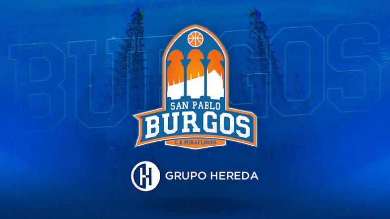El Hereda San Pablo Burgos se medirá al Club Joventut Badalona este viernes, a las 18:30 horas, en el Coliseum