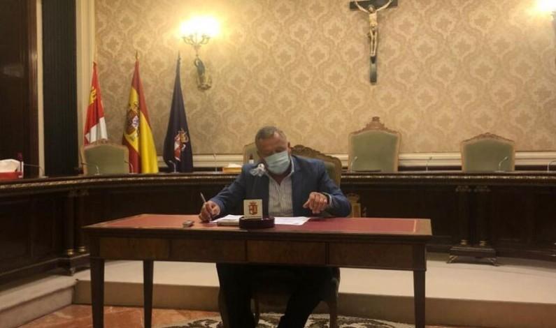 La Diputación Provincial de Burgos pondrá en funcionamiento la plataforma de procedimiento de tratamiento simplificada y digitalizada a finales de Septiembre