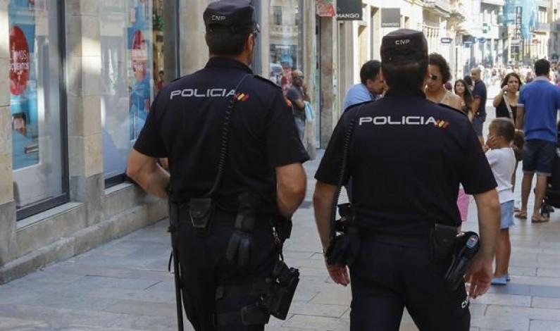 La Policía Local detiene a 6 personas en dos intervenciones con agresiones a agentes