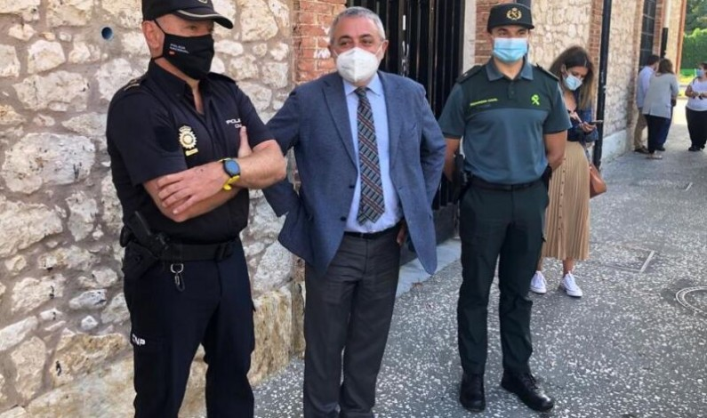 La Guardia Civil y la Policía Nacional, en colaboración con la Policía Local, vigilarán una vuelta segura a las clases de los alumnos de la ESO, FP y Bachillerato