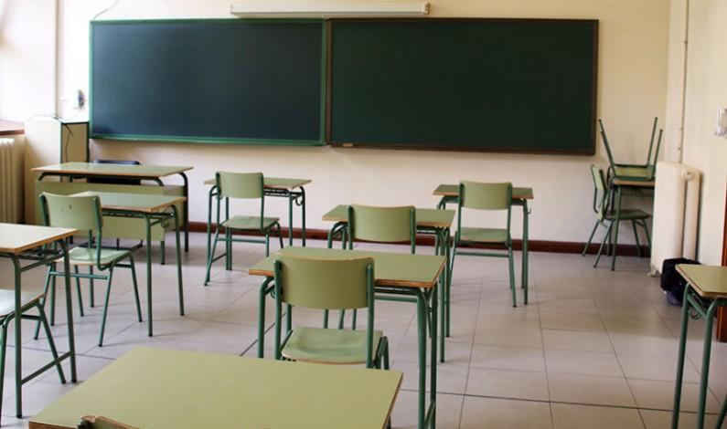 Dos aulas en cuarentena
