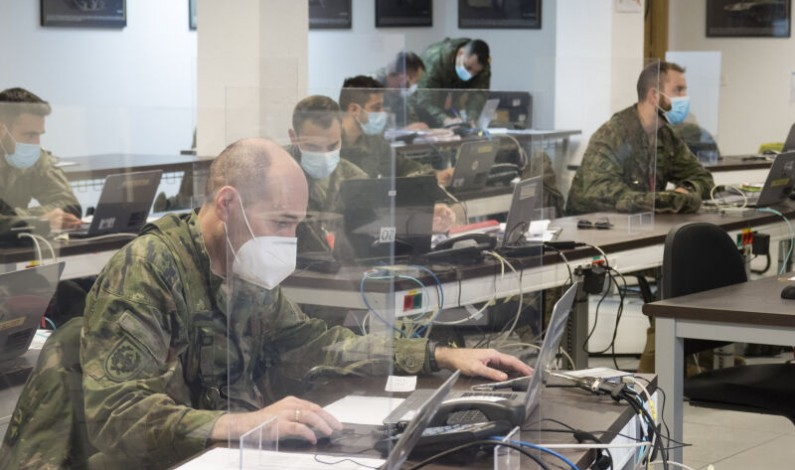 «TORO 20», el ejercicio principal del Ejército de Tierra, en Burgos