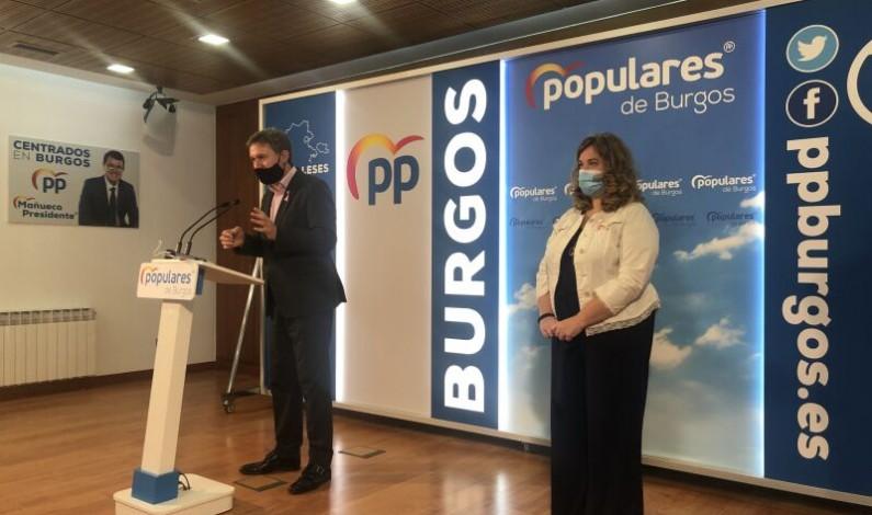 El Partido Popular informa sobre la situación de la Vía Verde Santander-Mediterráneo en la provincia