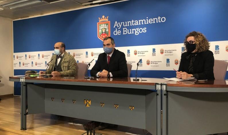 El Ayuntamiento de Burgos arranca la campaña de bonos al consumo para el comercio y la hostelería
