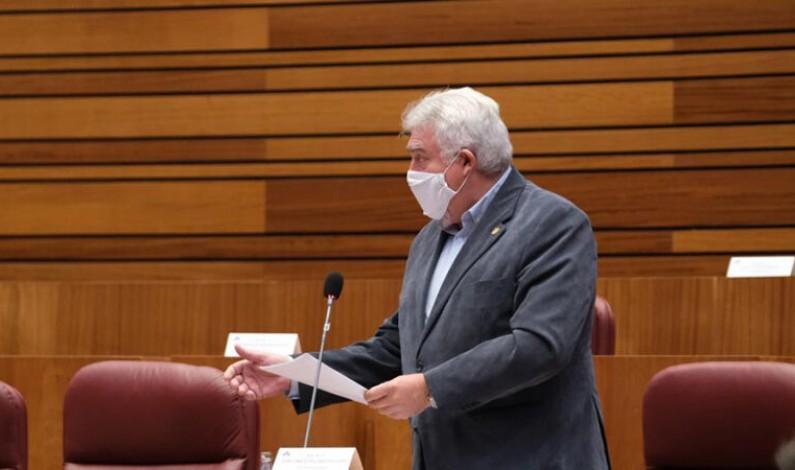 El procurador de Ciudadanos José Ignacio Delgado destaca el avance en las declaraciones BIC de Castilla y León a lo largo de esta legislatura