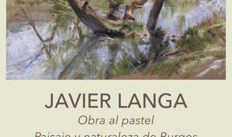 Javier Langa en el Consulado del Mar
