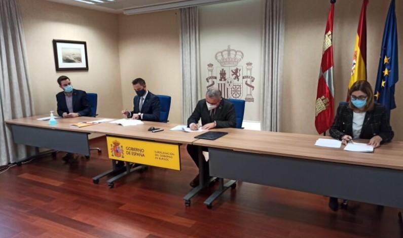 Las Policías Locales de Burgos, Aranda de Duero y Miranda de Ebro se adhieren al Sistema VioGén