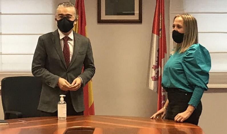 El Ayuntamiento de Lerma pide ayuda a la Junta para la Ladera Norte