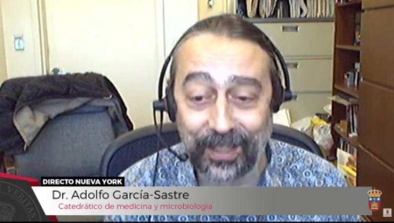 García Sastre: Lo recomendable y lo responsable será vacunarse