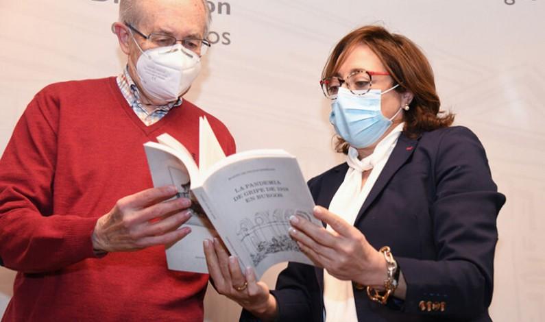 «La pandemia de gripe de 1918 en Burgos», nuevo libro editado por la  Diputación Provincial de Burgos