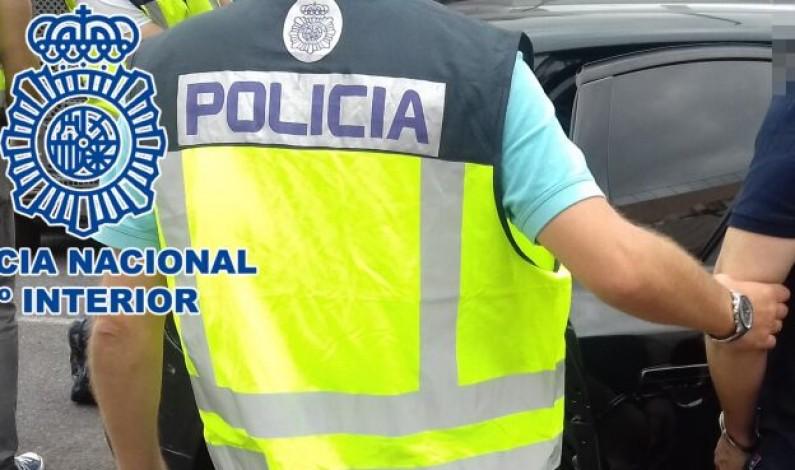 Detenido por la Policía Nacional un varón en Burgos sobre el que pesaba una Orden de Detención Europea