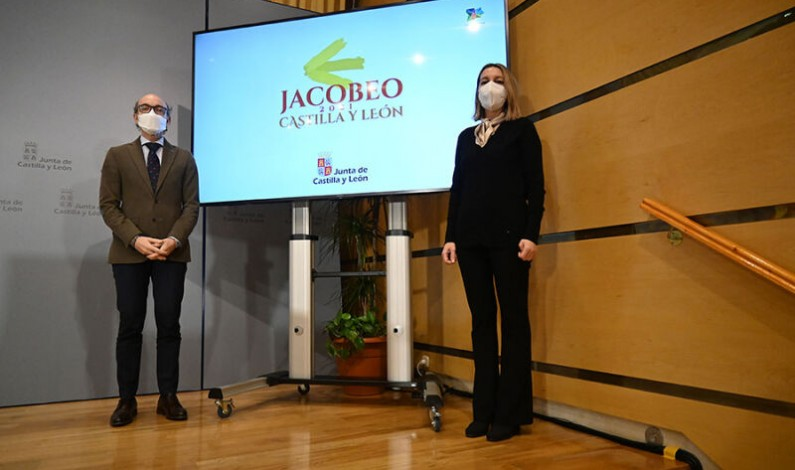 La Junta promueve un ambicioso programa para el Jacobeo 2021 que comenzará el 31 de diciembre con el acto simbólico de apertura de la Puerta del Perdón en Villafranca del Bierzo