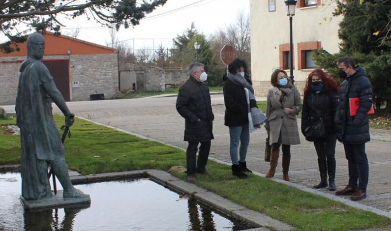 La Diputación de Burgos acondicionará y mejorará el inicio del Camino del Cid
