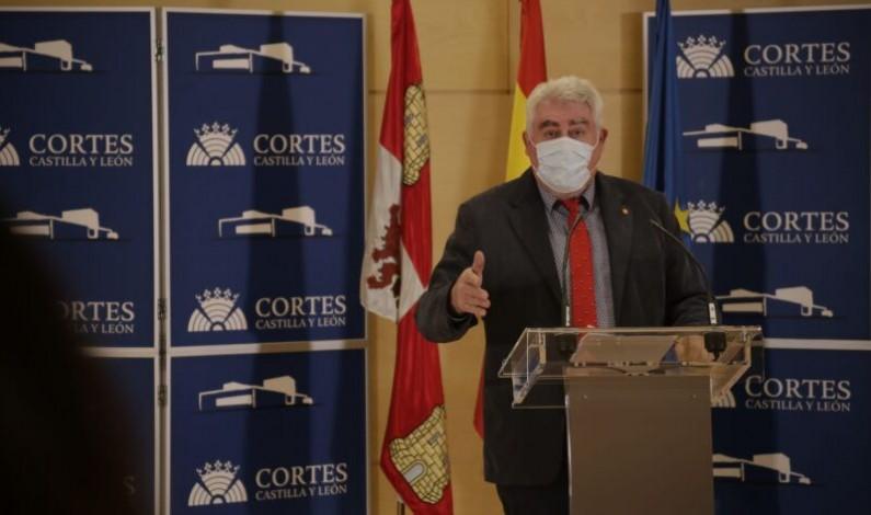 José Ignacio Delgado: «Sanidad defiende unas cuentas serias y realistas, ajustadas a la actualidad y condicionadas por la pandemia»
