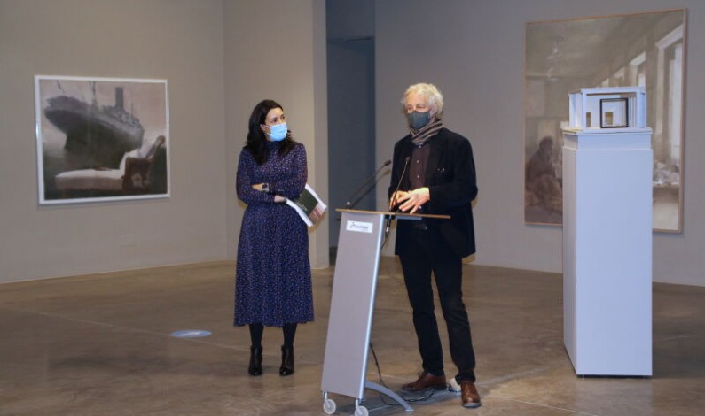 La Fundación Cajacírculo acoge la exposición «Selected Recent Works» del inglés Simon Edmondson