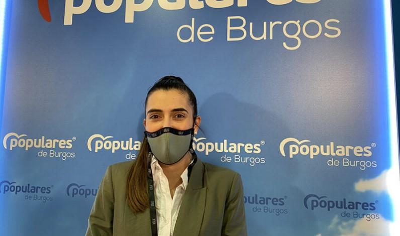 Andrea Ballesteros: «La promoción turística de la ciudad es igual a 0 en los últimos meses»