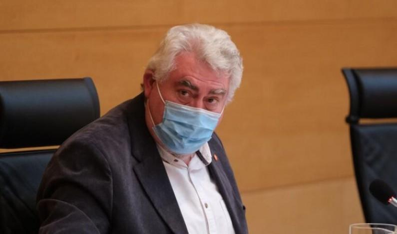 José Ignacio Delgado: «Estas enmiendas son una muestra del compromiso de la Junta con la Sanidad de Castilla y León»