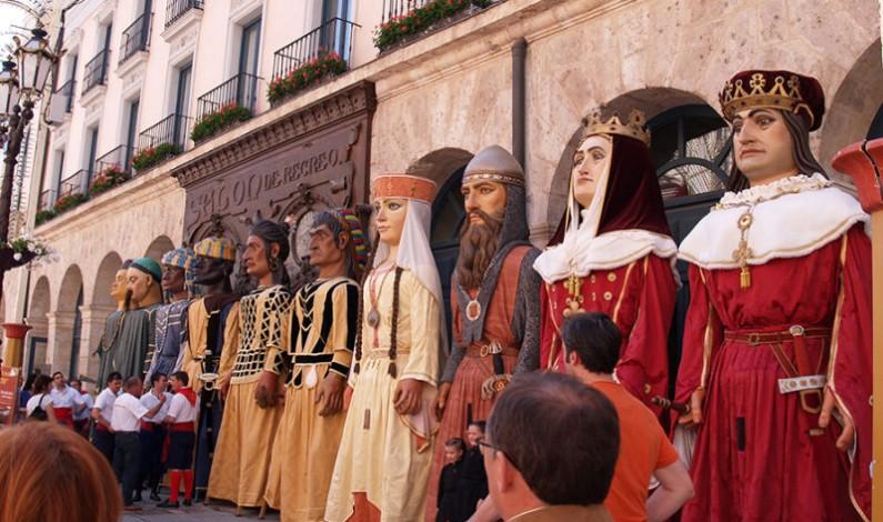 Los Gigantillos, Gigantones y Danzantes aspiran a ser BIC de Interés Cultural Inmaterial