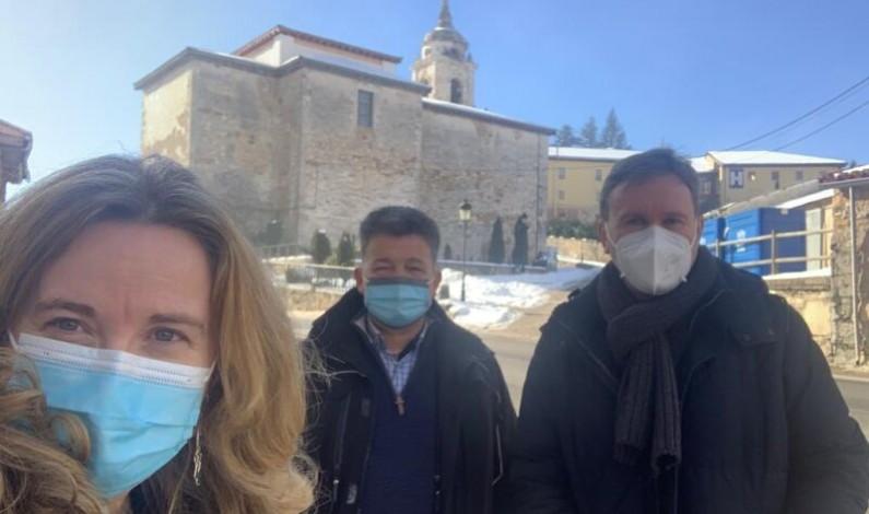 Los senadores populares pediran la licitacion inmediata de las obras del tramo Ibeas-Villafranca de la autovía Burgos/Logroño