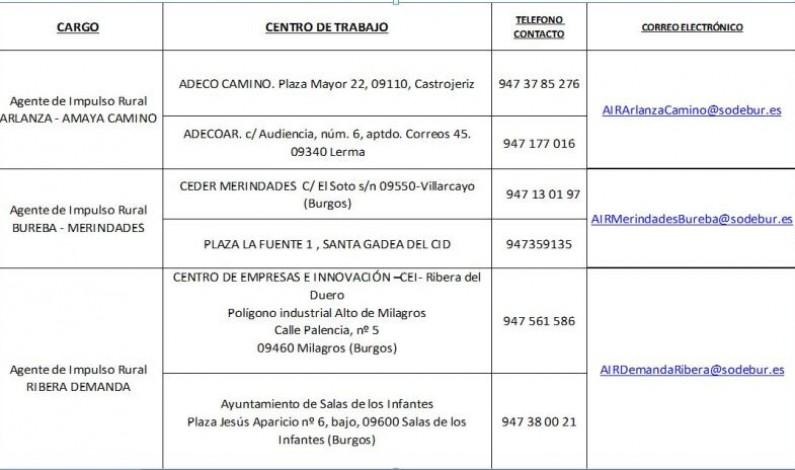 Diputación pone en marcha una Red de Agentes de Impulso Rural