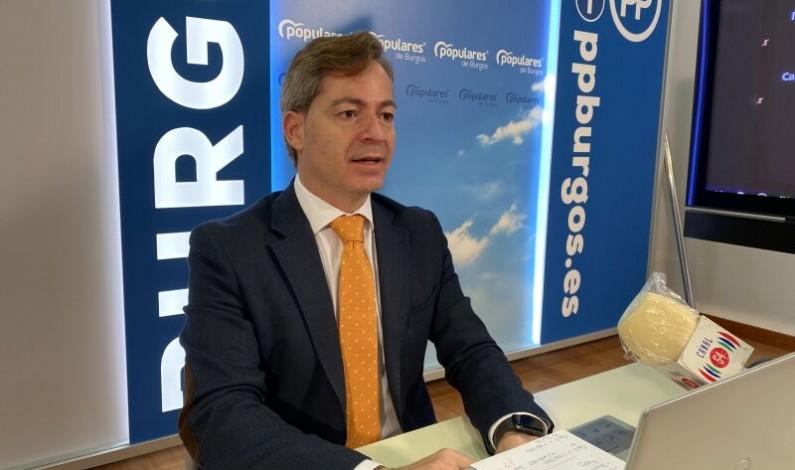 El Partido Popular reitera destinar medio millón de euros a ayudas para los clubes deportivos burgaleses