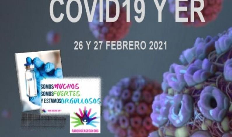 El CREER celebra de forma telemática el IX Encuentro Nacional del Día Mundial de las Enfermedades Raras