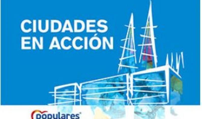 El PP retoma el proyecto 'Ciudades en Acción' con representantes de Lerma, Villarcayo, Briviesca y Melgar de Fernamental