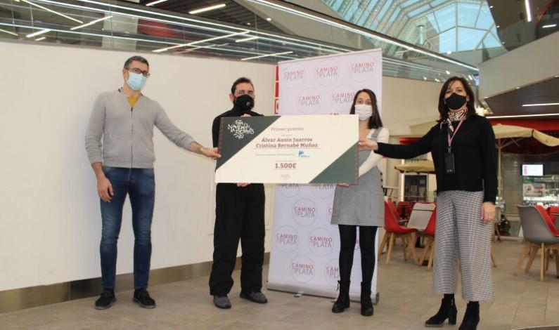 El C.C. Camino de la Plata hace entrega de 1.500 euros a la asociación AFAEM