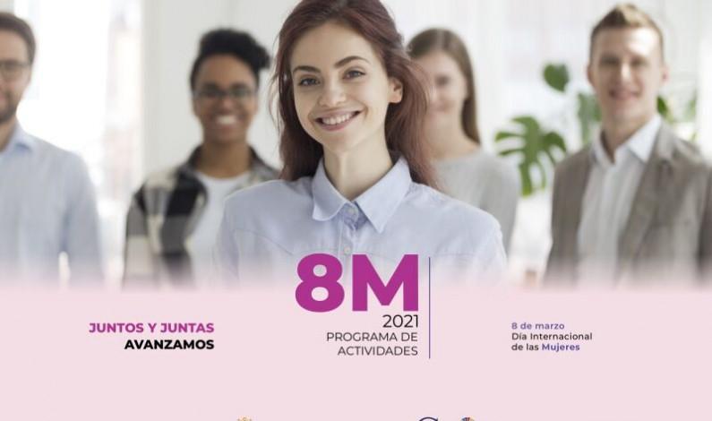 El Ayuntamiento de Burgos presenta la programación para el Día de la Mujer 2021
