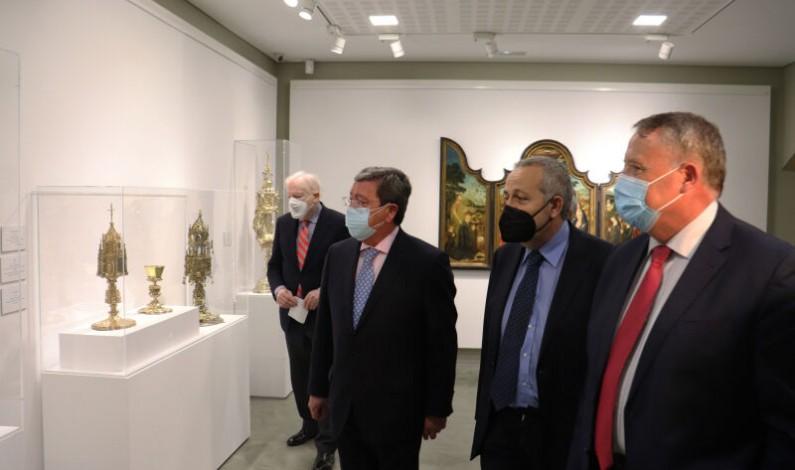 La exposición 'Burgos, 1921' abre un nuevo espacio en el Consulado del Mar