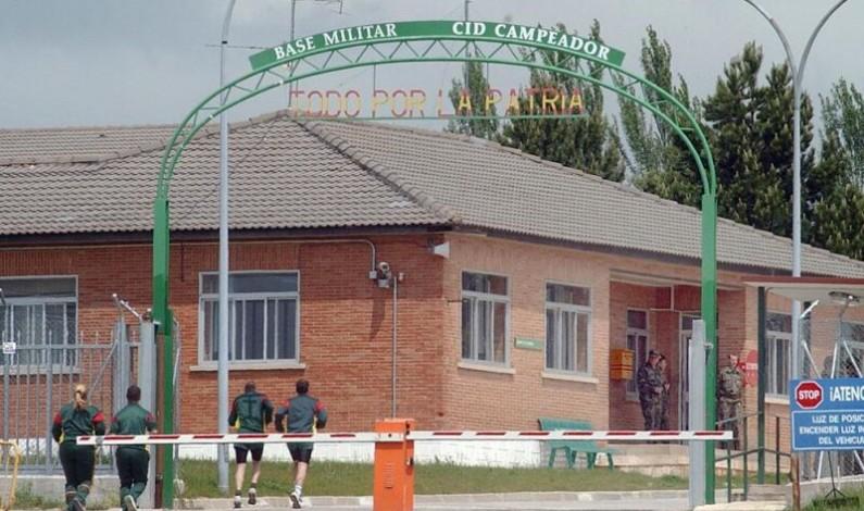 Ciudadanos apoya la permanencia de Transmisiones en la base de Castrillo del Val