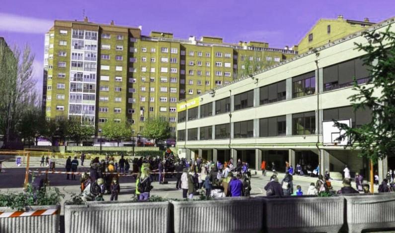En cuarentena dos nuevos grupos escolares de Burgos