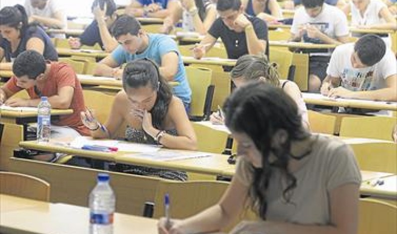 Castilla y León celebrará los examenes de acceso a grado medio y grado superior de FP el 15 de Junio