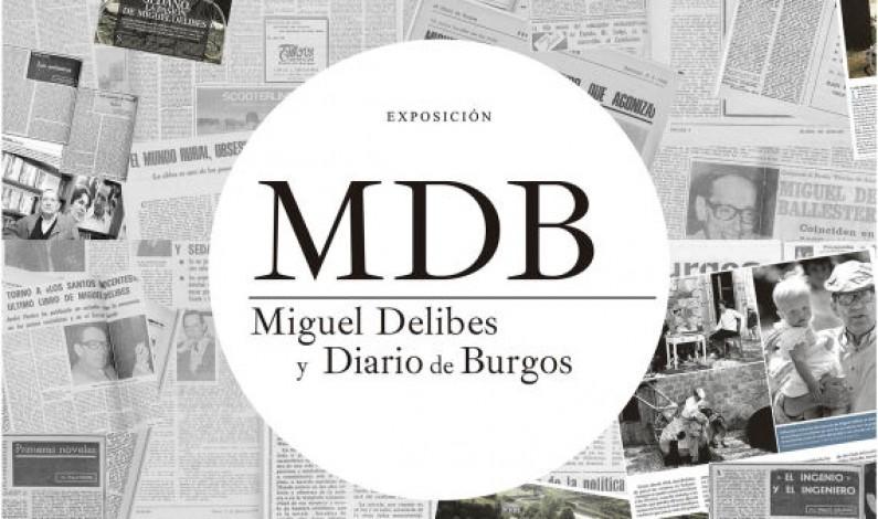 La exposición «Miguel Delibes y Diario de Burgos» recorrerá la provincia