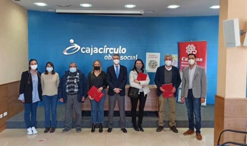 La Fundación Cajacírculo cede el Centro Juvenil Arlanza a Cáritas