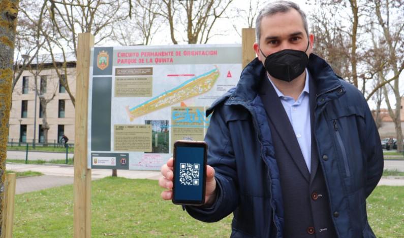 El Ayuntamiento de Burgos presenta el nuevo Circuito de Orientación