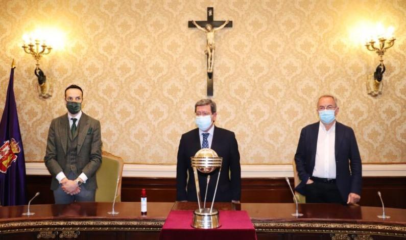 El Presidente de la Diputación agradece las actuaciones del San Pablo