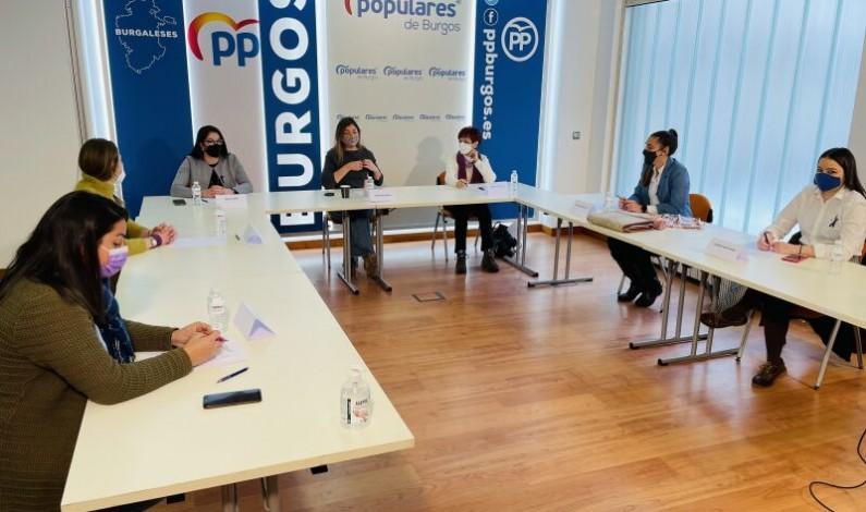 Carolina Blasco destaca que «la igualdad no se puede patrimonializar» y que esta «debe ser un objetivo de la sociedad en su conjunto»