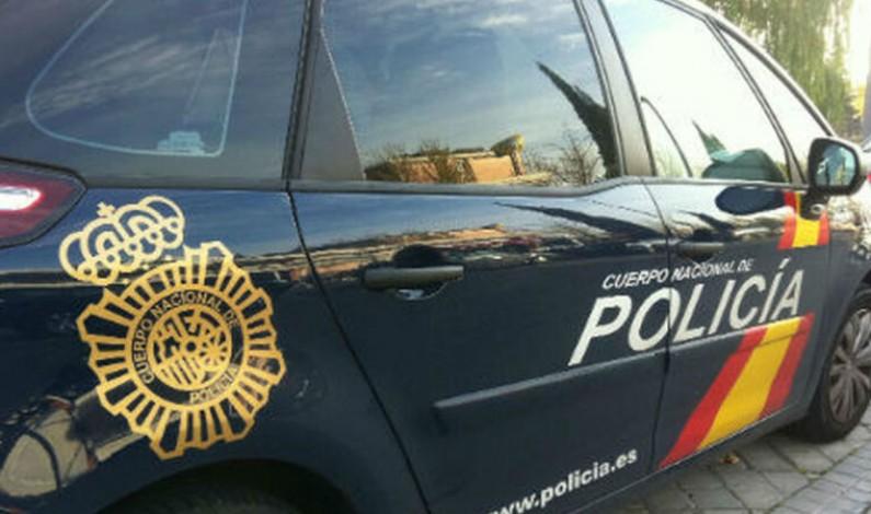 La Policía Nacional detiene a una mujer por el robo en una joyería de Burgos