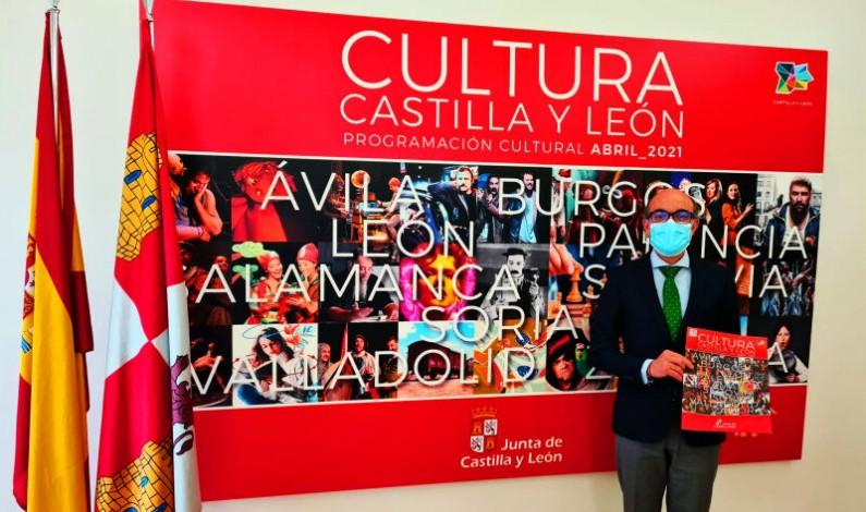 La Junta ofrece más de 750 actividades culturales durante abril