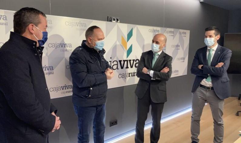 AgroBureba escoge a Cajaviva para gestionar las ayudas PAC de sus cooperativistas