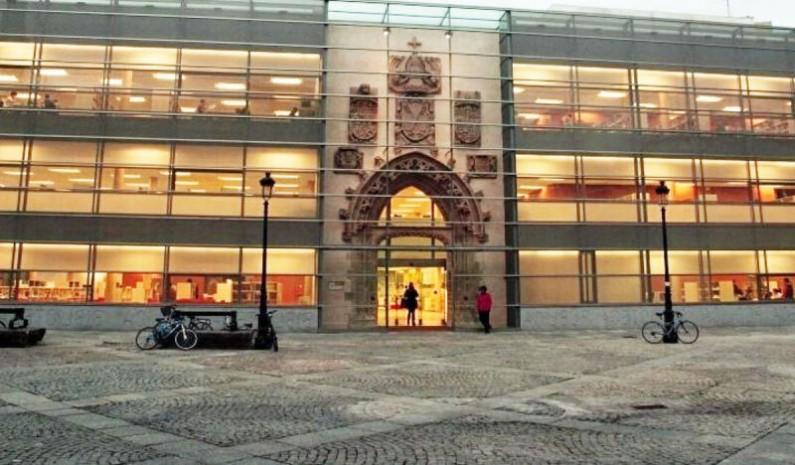 La Biblioteca Pública de Burgos cumple 150 años