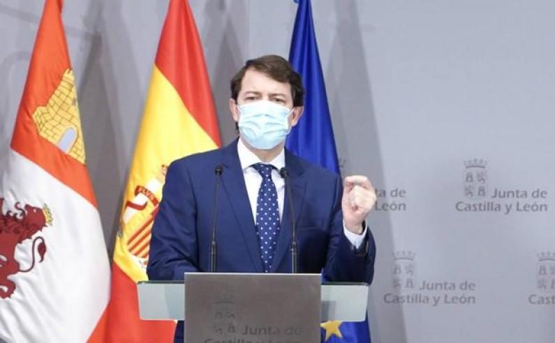 Castilla y León afronta la cuarta ola como la comunidad con más población vacunada
