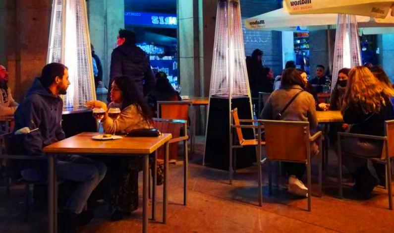 Burgos tendrá que cerrar el interior de bares, restaurantes y salas de juegos a partir de mañana